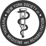 New York Society Of Physical Medicine & Rehabilitation Logo